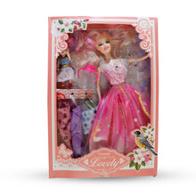 Load image into Gallery viewer, New Fashion Lovely Princess Doll Gift Pack with Ultimate Dressup Alhamra ALHAMRA