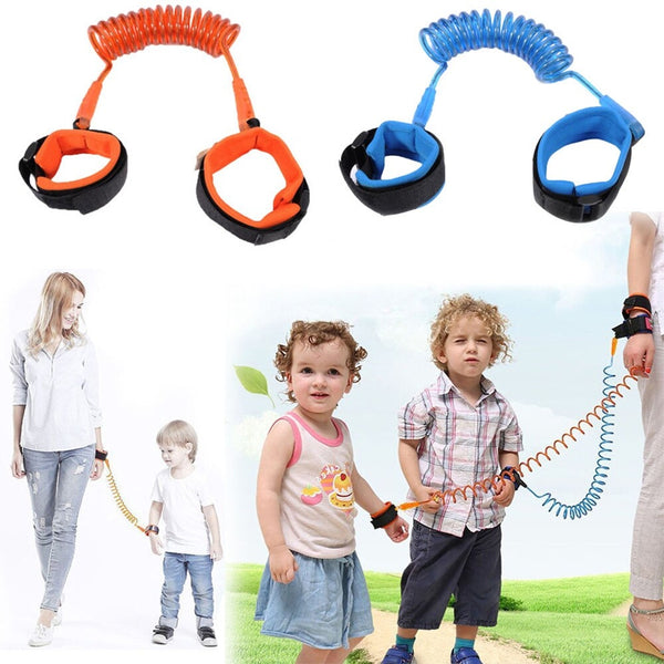 Kids Safety Anti lost strap - Multicolor