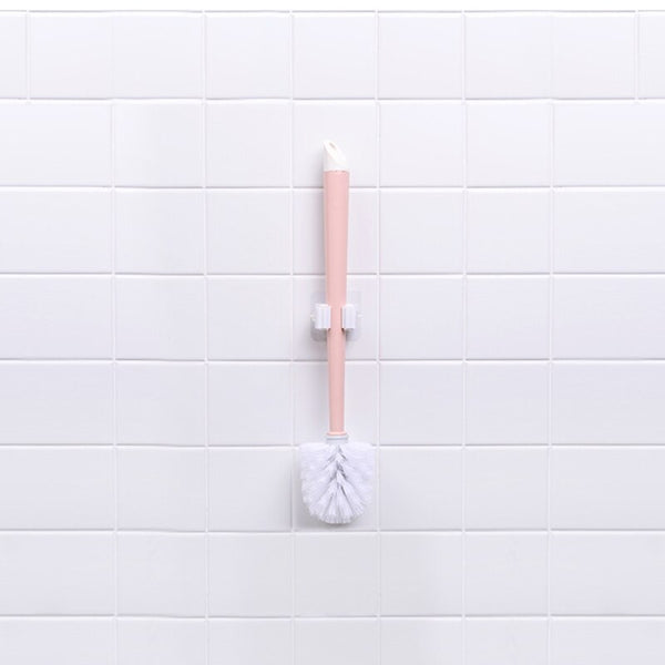 1 Pc Wall Mounted Broom Brush Holder Grip Hook