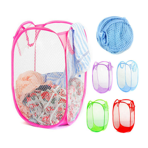 New Stylish Net Laundry Basket-Mixed-Alhamra-079-N-ALHAMRA