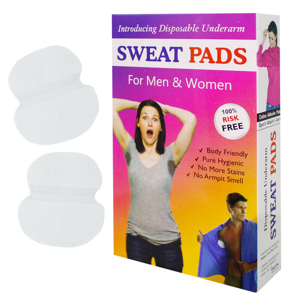 Disposable Underarm Sweat Pads For Men & Women Alhamra ALHAMRA