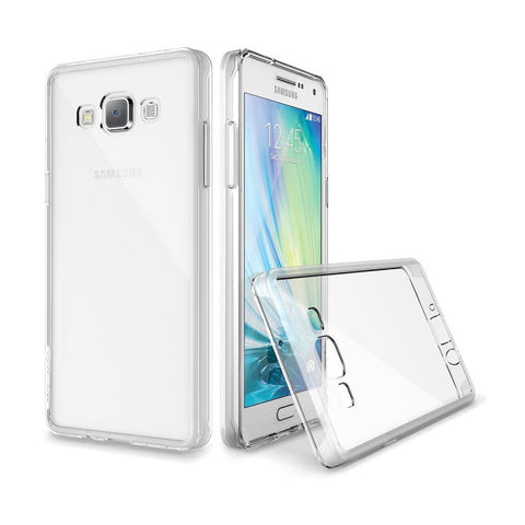 Samsung Galaxy Grand Prime Plus Transparent Jelly Back Cover