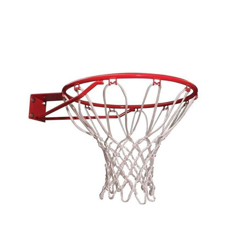 Basketball Hoop Net Ring Wall Mounted Outdoor Hanging Basket-Iron-Alhamra-8030-ALHAMRA