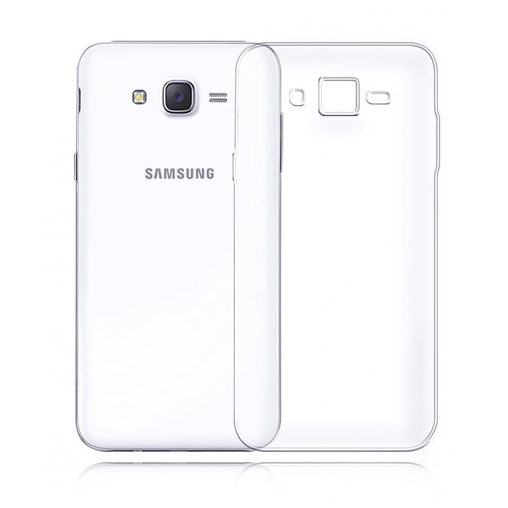 Samsung Galaxy J1 (Mini) Transparent Jelly Back Cover Alhamra ALHAMRA