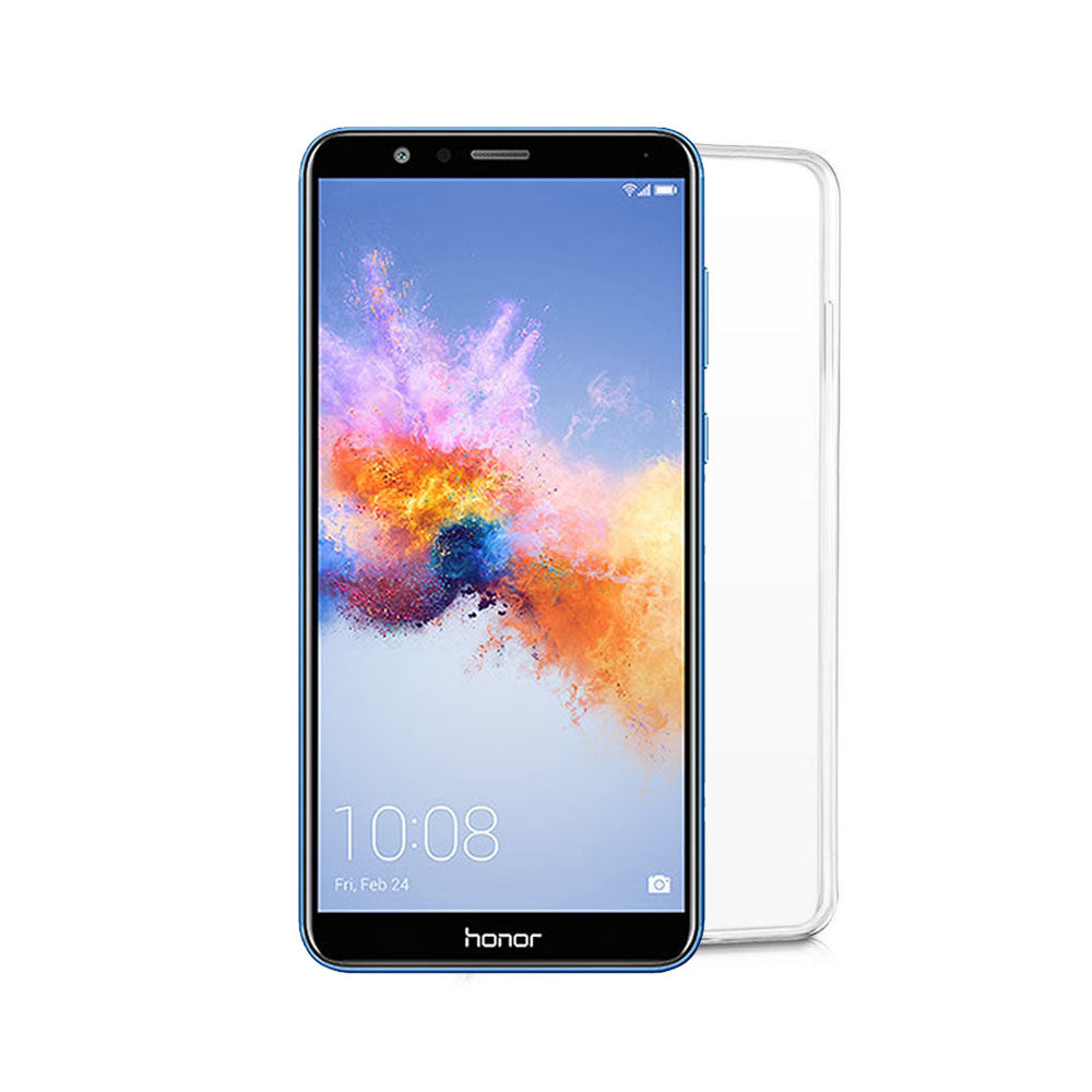 Huawei Honor 7x / Mate SE Transparent Jelly Back Cover Alhamra ALHAMRA