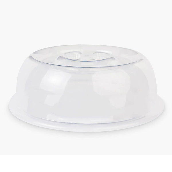 Plastic Microwave Food Cover Clear Lid