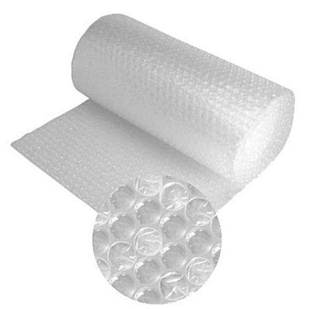 Packing Bubble Wrap Cushioning Roll - Transparent-Plastic-Alhamra-4026-50feet-ALHAMRA