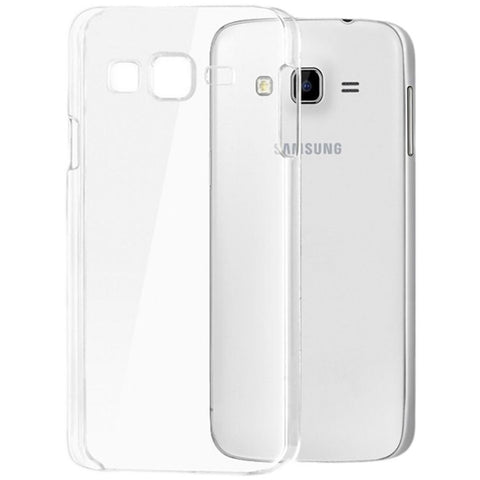 Samsung Galaxy Grand Prime (2016) Transparent Jelly Back Cover
