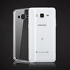 Samsung Galaxy Core Prime Transparent Jelly Back Cover - Cover