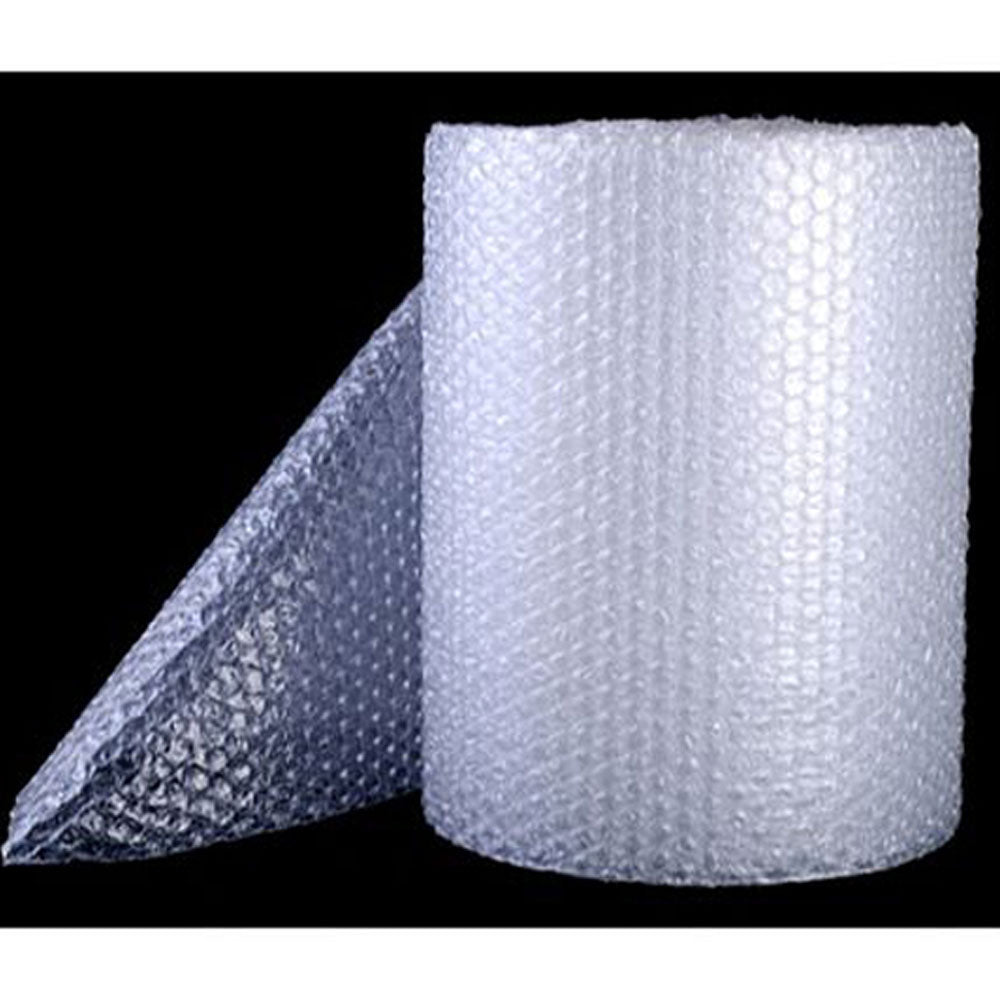 Packing Bubble Wrap Cushioning Roll - Transparent -Plastic-Alhamra-4026-75 feet-ALHAMRA