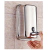 Liquid Soap Dispenser 800ml steel-Stainless Steel-Alhamra-2174-B-ALHAMRA