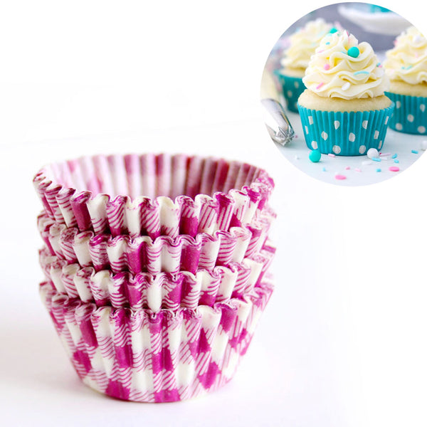Cup Cakes Baking Cups - 75 pcs - 10cm Alhamra ALHAMRA