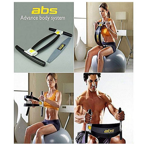 Abs Advanced Full Body Workout System