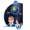 Earth in My Room Light & Sound Earthspace Toys for Kids-Mixed-Alhamra-2364-ALHAMRA