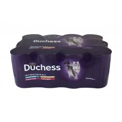 Duchess Meat Selection Chunks In Jelly Variety 12 Pack, 400G