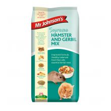 Mr Johnson's Supreme Hamster & Gerbil Mix, 900G