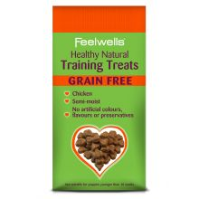 Feelwells Training Treats Grain Free, 115G