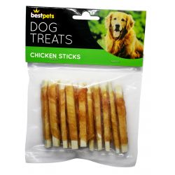 Bestpets Chicken Sticks, 100G