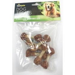 Bestpets Chicken Dumbbells, 103G