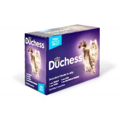 Duchess Pouch Fish Jelly, 100G