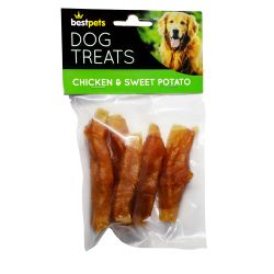 Bestpets Chicken & Sweet Potato, 100G