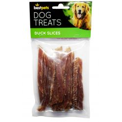 Bestpets Duck Slices, 100G