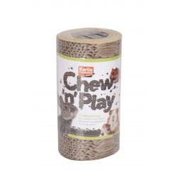 Chew 'N' Play Cardboard Log