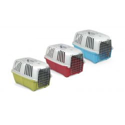 Pratiko Pet Carrier assorted colours