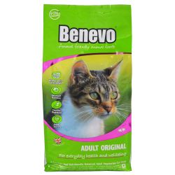 Benevo Vegan Adult Cat Food, 10KG