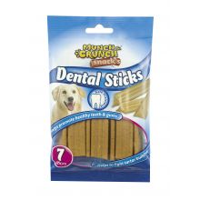 Munch & Crunch Dental Sticks, 7PK