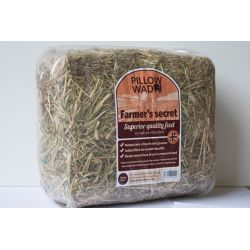 Pillow Wad Farmers Secret Hay Mix, 750G