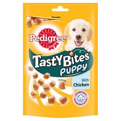 Pedigree Tasty Bites Puppy Cubes, 125G