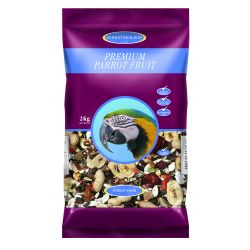 Johnston & Jeff Premium Parrot Fruit, 2KG