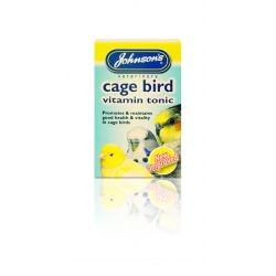 Johnson's Cage Bird Vitamin Tonic, 15ML