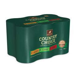Gelert Country Choice Working & Sporting Multi Value Pack, 6X1.2KG