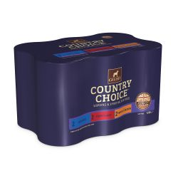 Gelert Country Choice Working & Sporting Tripe, 6X 1.2KG