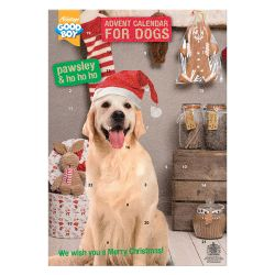 Good Boy Dog Advent Calendar