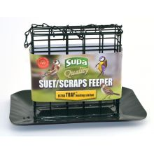 Supa Suet & Scrap Feeder & Tray