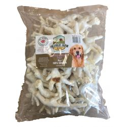 Antos Puff Chicken Feet, 1KG