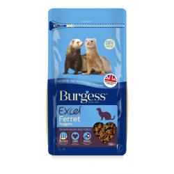 Burgess Excel Ferret Nuggets, 2KG