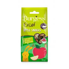 Burgess Excel Apple Snacks, 80G