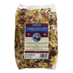 Johnston & Jeff Parrot - Lean & Fit, 2KG