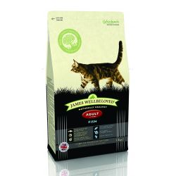 James Wellbeloved Cat Adult Fish & Rice, 1.5KG