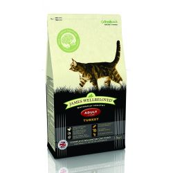 James Wellbeloved Cat Adult Turkey & Rice, 1.5KG