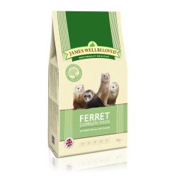 James Wellbeloved Ferret Complete, 10KG