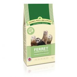 James Wellbeloved Ferret Complete, 2KG