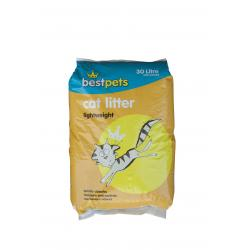 Bestpets Cat Litter Lightweight, 30LTR