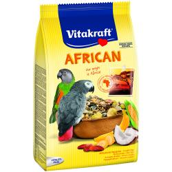 Vitakraft African Large Parrot Food, 750G