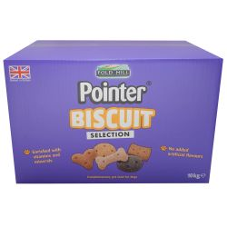 Pointer Biscuit Selection, 10KG