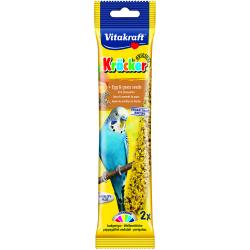 Vitakraft Budgie Stick Egg 60g, 2PK